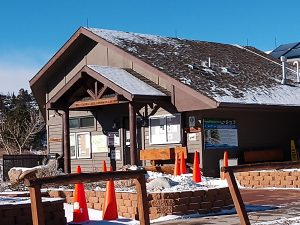 Red Feather Lakes Community Library in northern Colorado